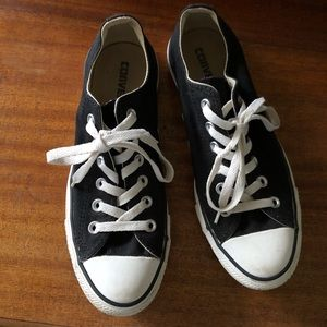 Black Converse All Star